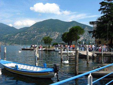 Italy Trip 2007, Iseo, Lago d'Iseo, Italy