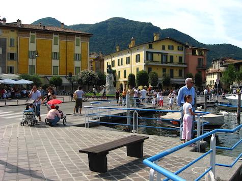 Italy Trip 2007, Iseo, Lago d'Iseo, Italy