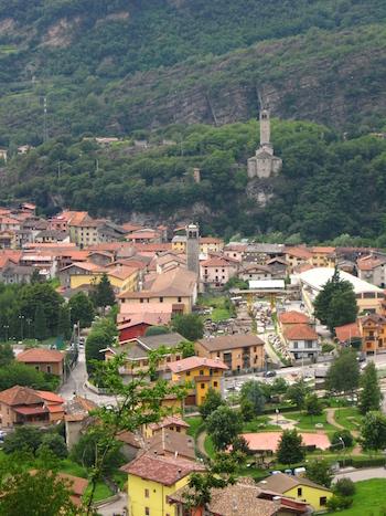 Italy Trip 2007, Valle Camonica, Italy