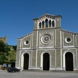 the Sanctuary of Santa Margherita