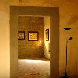 inside the Fortezza del Girifalco