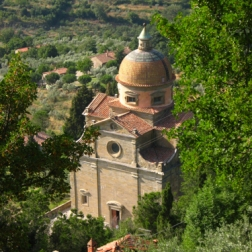 view of the Santa Maria Nuova Church