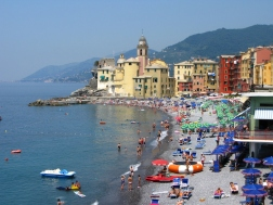 Italy Trip 2008, Camogli, Italy Date: Friday June 27, 2008