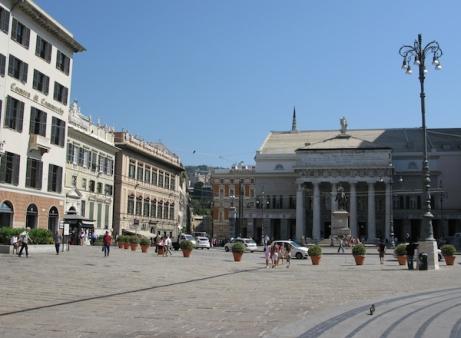 Italy Trip 2008, Genova, Italy