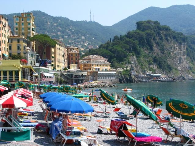 Italy Trip 2008, Camogli, Italy