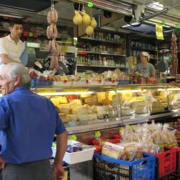Italy Trip 2008, market day in Nizza Monferrato