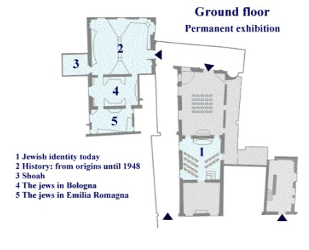 layout of Museo Ebraico di Bologna .jpg