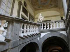 Palazzo Pfanner Italy Trip 2009, Lucca, Italy Date: Friday July 03, 2009