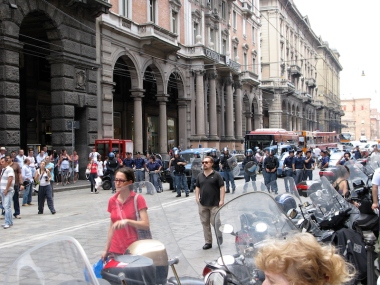 Italy Trip 2009, Bologna, Italy Date: Monday July 06, 2009
