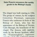 Info on Chapel III