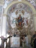Inside Chapel IX