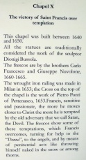 Info on Chapel X