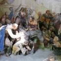 Inside Chapel XVI