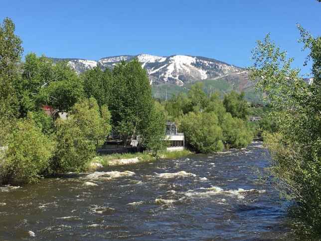 Steamboat Springs, Colorado, June, 2016