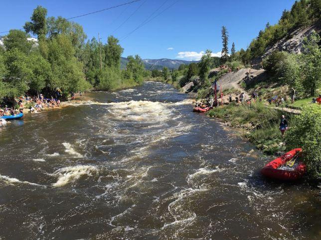 Steamboat Springs, Colorado, June, 2016