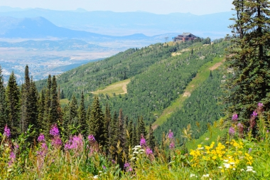 Steamboat Springs, Colorado, August, 2016