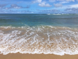 Laniakea Beach (Turtle Beach) North Shore, Oahu, Hawaii Date: Friday September 16, 2016