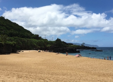 Waiamea Bay North Shore, Oahu, Hawaii Date: Friday September 16, 2016