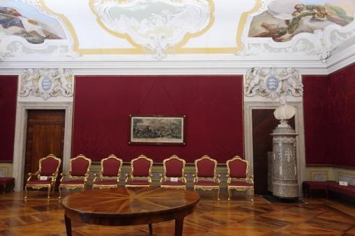 Museo Diocesano e Gallerie del Tiepolo Udine, Italy, May, 2017
