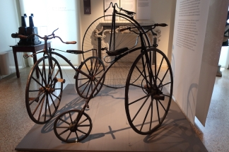 bikes from the 1800's