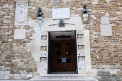 La Cattedrale di San Giusto Trieste, Italy Date: Friday May 26, 2017