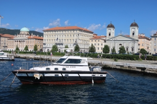 Trieste, Italy Date: Friday May 26, 2017