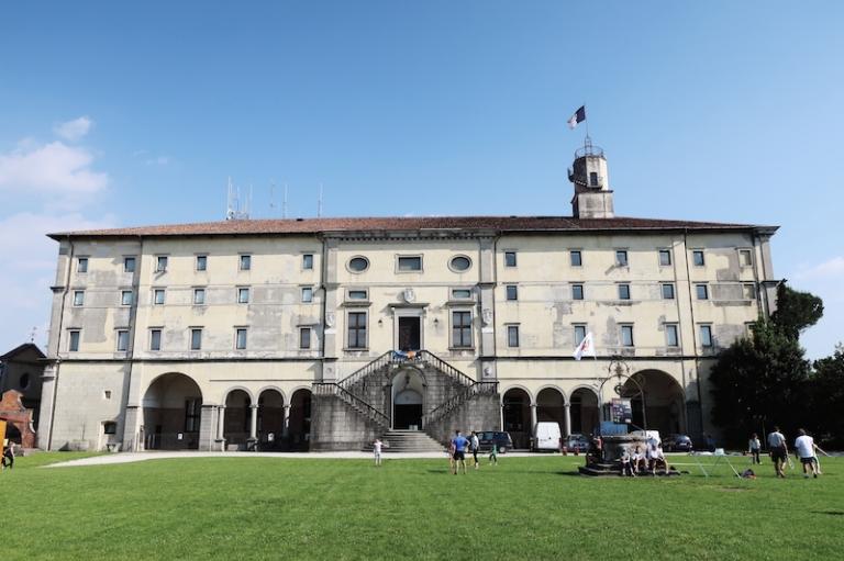 Castello di Udine Udine, Italy, May, 2017