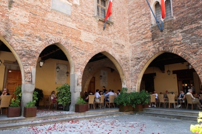Caffe San Marco Cividale del Friuli, Italy Date: Sunday May 28, 2017