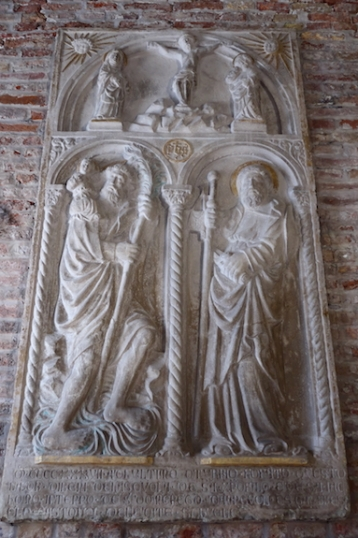 Inside Chiesa di San Vito Treviso, Italy Date: Tuesday May 30, 2017