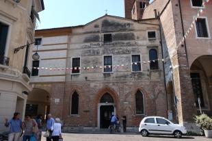 Chiesa di Santa Lucia Treviso, Italy Date: Tuesday May 30, 2017