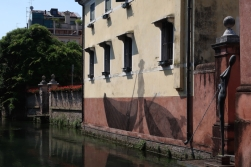 Canale dei Buranelli Treviso, Italy Date: Tuesday May 30, 2017