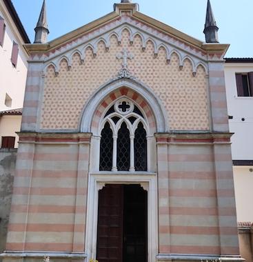 Chiesa dell' Adorazione Eucaristica Treviso, Italy Date: Tuesday May 30, 2017