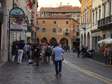 Treviso, Italy Date: Monday May 29, 2017