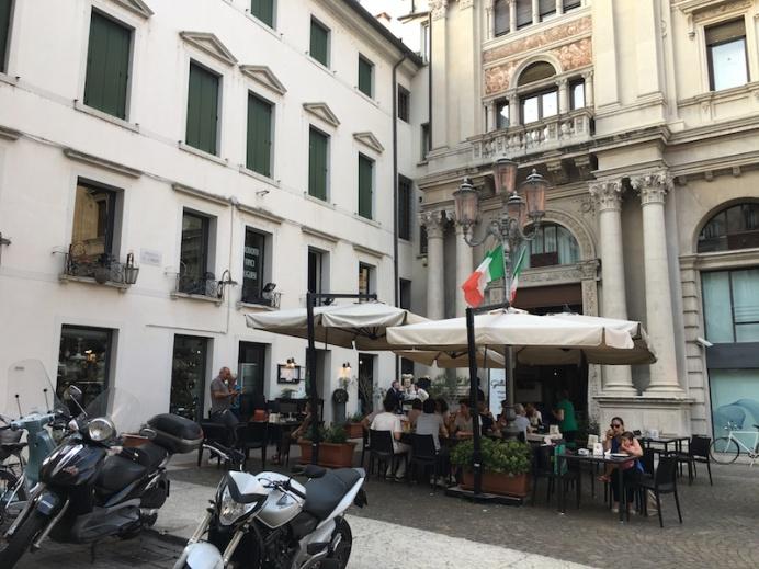 Trattoria Hesperia Treviso, Italy, May, 2017