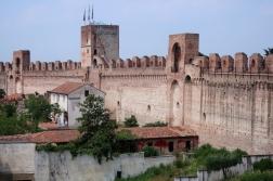 almost back to Porta Bassano