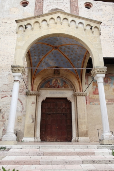 Chiesa di San Francesco Bassano del Grappa, Italy Date: Wednesday May 31, 2017