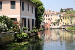 Canale dei Buranelli Treviso, Italy Date: Thursday June 01, 2017