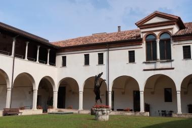 Chiostro di Santa Caterina Treviso, Italy Date: Thursday June 01, 2017