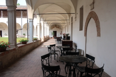 Chiostro di Santa Caterina Treviso, Italy Date: Thursday June 01, 2017