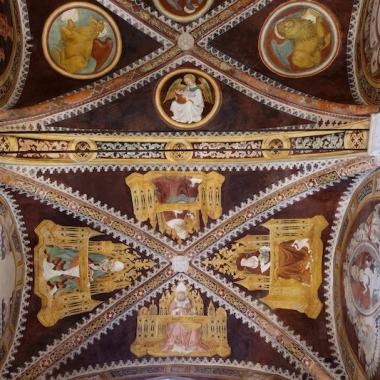 Inside the Chiesa di Santa Caterina Treviso, Italy Date: Thursday June 01, 2017