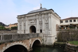 Porta di San Tomaso Treviso, Italy Date: Thursday June 01, 2017