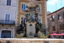 Fontana di Piazza della Libertà