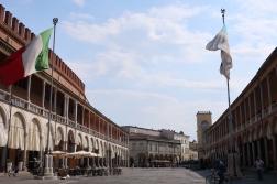 Palazzo Municipale in Piazza del Popolo