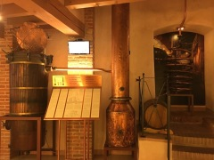 Museo della Grappa Bassano del Grappa, Italy Date: Wednesday May 31, 2017