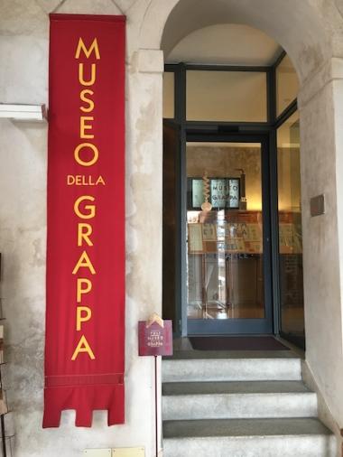 Museo della Grappa Bassano del Grappa, Italy Date: Wednesday May 31, 2017