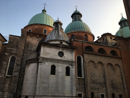 Cattedrale di San Pietro Apostolo Treviso, Italy Date: Wednesday May 31, 2017