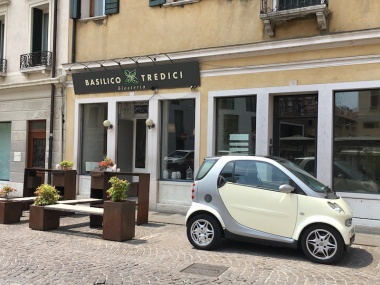 Basilico Tredici Treviso, Italy Date: Thursday June 01, 2017