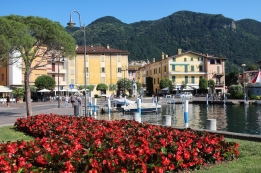 Iseo, Lago d'Iseo, Italy Date: Thursday June 08, 2017