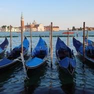 vaporetti near Piazza San Marco - looking towards the island of San Giorgio Maggiore