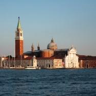 the island of San Giorgio Maggiore